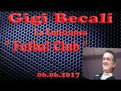 "Gigi Becali : La emisiunea "" Fotbal Club """
