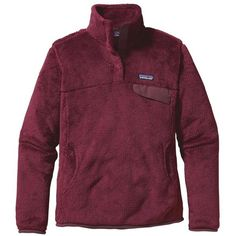 Patagonia Women's Re-Tool Snap-T® Pullover ($119) ❤ liked on Polyvore