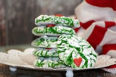 Grinch Cookies - Adorable Holiday Treats to Make with Your Kids - Photos