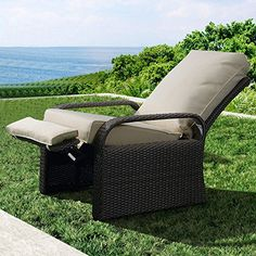 Art To Real Resin Wicker Patio Furniture Adjustable Chai Https