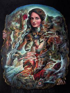 gyuri lohmuller | Surrealism and Visionary art