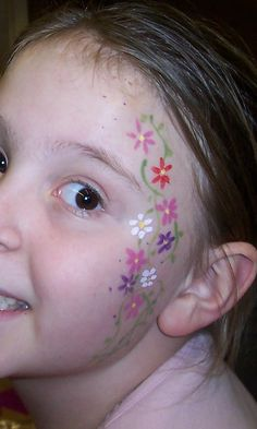 easy face painting ideas   FACE-PAINTING