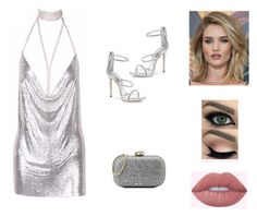 """""""Untitled #65"""" by pippadonaven on Polyvore featuring Giuseppe Zanotti, Love Moschino, Whiteley and Lime Crime"""