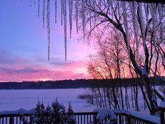 Sunrise one Morning