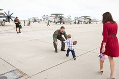 ©Melanie Kay Photography, Military Homecoming