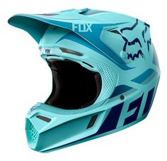 The Fox Racing V3 Helmet is the next step up from the V2 and is one of the worlds most technologically advanced helmets in the Motocross industry. Developed and worn by Fox's world class athletes such as Ryan Dungey and Ken Roczen, the V3 includes MIPS technology which helps reduce rotational acceleration by dampening crash forces and decreasing stress to the brain.