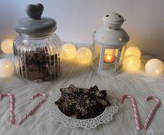 My little world : Pierniczki na ostatnią chwilę Candle Holders, Candles, Christmas, Xmas, Porta Velas, Candy, Navidad, Noel, Candle Sticks
