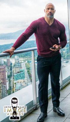 Esse homem é um fenômeno da beleza masculina lindo demais My Life the Dwayne