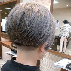 西川正佐子さんはInstagramを利用しています:「ゼロ刈り✂️ @n.tomohiro1124 : #hairstyle #hairsaron #barber #湘南 #kenje #ぶらうん #刈り上げ #刈り上げ女子 #ゼロ刈り #zero #veryshort #veryshorthair #menslike…」 Short Bob Hairstyles, Short Hair Styles, Hair Cuts, Bobs, Instagram, Women Short Hair, Haircuts, Women, Bob Styles