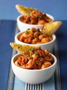 Hot & Saucy Tortellini
