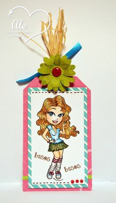Latinas Arts and Crafts: Reto Tag + Combo de Colores Girl Birthday Cards, Hobby House, Latina, Cardmaking, Ale, Arts And Crafts, Christmas Ornaments, Holiday Decor, Inspiration