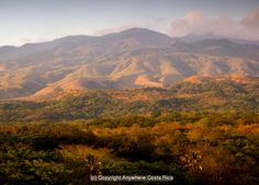 Rincon de la Vieja (Witch Mountain Volcano), Costa Rica