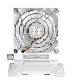 Thermaltake Mobile Fan III Portable Desk Fan with Directional Fan Swivel Portable Desk, Portable Fan, Mini Desk, Desk Fan, Computer Accessories, Compact, Usb, Fans, Design