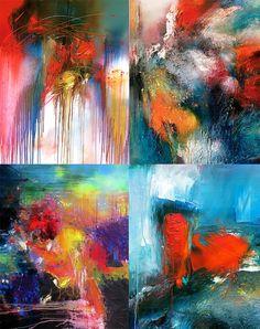 French artist Gerard Stricher