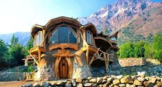 Cob Homes in USA | Let us know what you think of these natural homes.