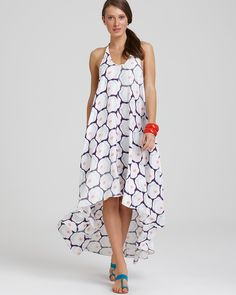 DVF is perfect for maternity wear!