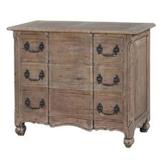 Provence Drawer Dresser Medium