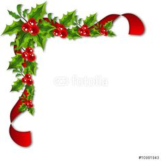 Holiday Borders For Microsoft Word | Christmas Backgrounds ...