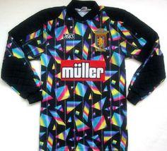 1993-95 Goalkeeper Home