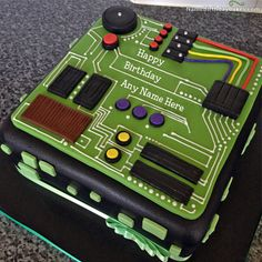Birthday Cake For Electrical Engineer With Name