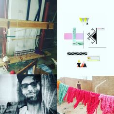 Design rugs by KHALIL MINKA