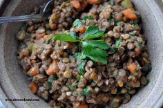 Oolala Lentils: Vegan & Gluten Free Lentils | Toothfood