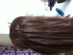 I made this it is called the waterfall plait who likes it x