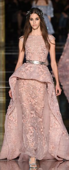 //Zuhair Murad Spring Summer 2016 COUTURE #fashion #womenswear #couture