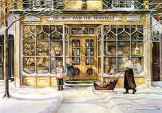 Trisha Romance Window Shoppers
