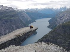 Trolltunga Hike - Norway