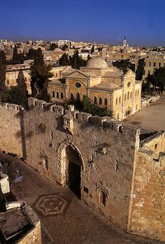 Gate of Zion, Jerusalem, Israel. **   - Explore the World with Travel Nerd Nici, one Country at . http://TravelNerdNici.com