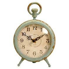 Brighton Table Clock