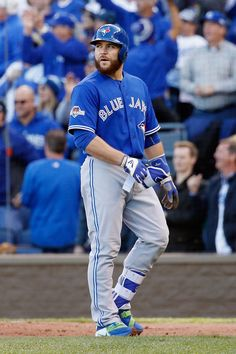 Russell Martin Photos Photos: League Championship - Toronto Blue Jays v Kansas City Royals - Game Two Basketball Quotes, Basketball Teams, Russell Martin, Hockey, Baseball Live, Basketball Leagues, American League, Toronto Blue Jays, Go Blue
