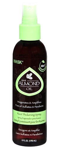 Hask Mint Almond Oil Root Thickening Spray 6 oz. (Pack of 2) *** Click on the image for additional details. #hairrepair