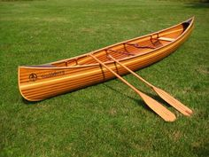 Hand made Huckleberry Canoe built by Nick Offerman. Western red cedar strip-planked canoe. Nomad Model Designed by Ted Moores. Made in USA. (scheduled via http://www.tailwindapp.com?utm_source=pinterest&utm_medium=twpin&utm_content=post146379979&utm_campaign=scheduler_attribution)
