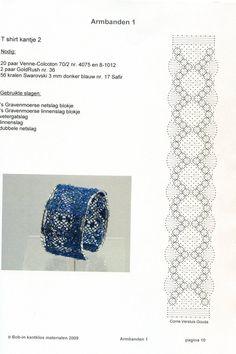 renda de bilros / bobbin lace Bijuteria / jewellery - from Álbumes web de Picasa picasaweb.google.com Hairpin Lace Crochet, Crochet Shawl, Crochet Edgings, Crochet Motif, Lace Bracelet, Lace Earrings, Lace Jewelry, Bobbin Lace Patterns, Bead Loom Patterns