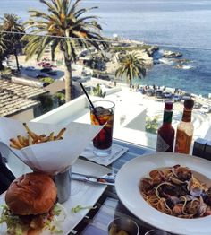 5. George's at the Cove in La Jolla