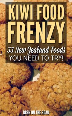 Kiwi Food Frenzy: 33 things to eat on your trip to New Zealand complete recipe new zealand New Zealand Tours, New Zealand Travel Guide, New Zealand Art, New Zealand Food Guide, Wanaka New Zealand, Queenstown New Zealand, Auckland New Zealand, Kiwi Recipes, Juicer Recipes