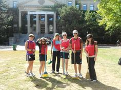 Our very first open practice: a campus folk tale come to life! University of Ottawa Quidditch