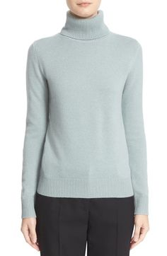 Main Image - Chloé Knit Turtleneck Cashmere Sweater
