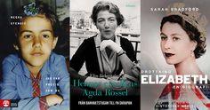 17 biografier och memoarer av kvinnliga författare