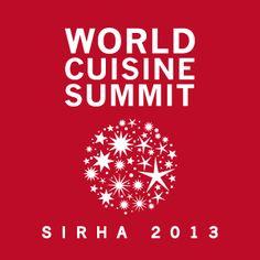 #Sirha World Cuisine Summit. J'ai participé à l'étude France et j'y serai