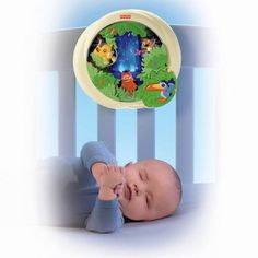 Soothe your little lion to sleep with his favorite characters, a gentle glowing waterfall and sweet music! #DisneyBaby #LionKing