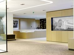 Jones Day Offices by Admos Design & Build, Brussels – Belgium » Retail Design Blog