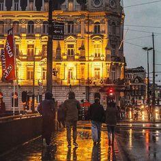 Rainy Amsterdam @antondee_