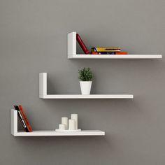 L-Model Floating Shelf