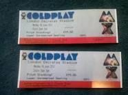 Coldplay for two