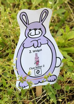 """Filth Wizardry: A new Easter hunt challenge - LOVE THIS IDEA! May have to do this instead of the """"golden egg"""" this year! Easter Hunt, Easter Party, Easter Eggs, Hoppy Easter, Easter Games, Easter Activities, Easter Scavenger Hunt, Scavenger Hunts, Making Paper Snowflakes"""