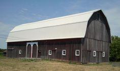 Barn on Ridge Rd., in Lenawee County, MI
