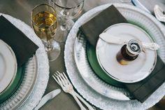 2014 Wedding Trends | Gray Weddings | Gray Wedding Inspiration | Gray Wedding Table Decor